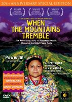 When the Mountains Tremble movie poster