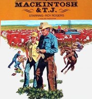Mackintosh and T.J. movie poster