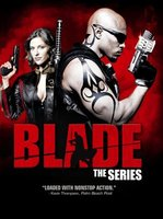 Blade: The Series movie poster