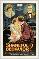 Shameful Behavior? movie poster