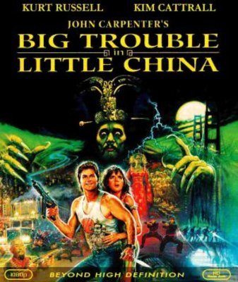 Big Trouble In Little China poster #665497
