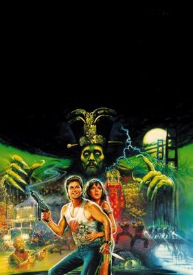 Big Trouble In Little China poster #665498