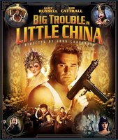 Big Trouble In Little China #665499 movie poster