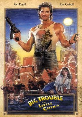 Big Trouble In Little China poster #665500