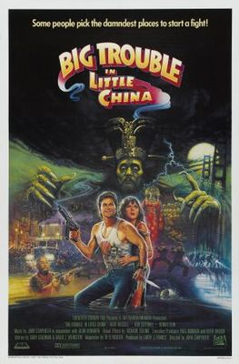 Big Trouble In Little China poster #665501