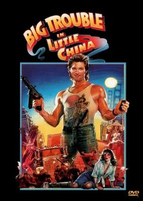 Big Trouble In Little China poster #665502