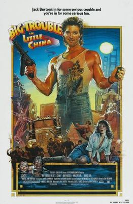 Big Trouble In Little China poster #665503
