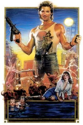 Big Trouble In Little China poster #665504