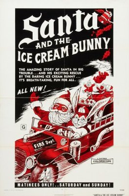 Santa and the Ice Cream Bunny poster #665953