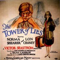 The Tower of Lies movie poster