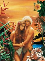 The Blue Lagoon movie poster