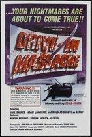 Drive in Massacre movie poster