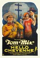 Hello Cheyenne movie poster