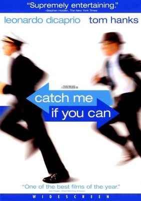 Catch Me If You Can Movie Poster 666945 Movieposters2 Com