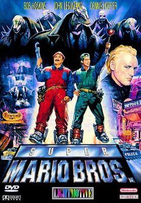 Super Mario Bros Movie Poster 667540 Movieposters2 Com