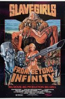 Slave Girls from Beyond Infinity movie poster
