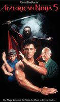 American Ninja V movie poster