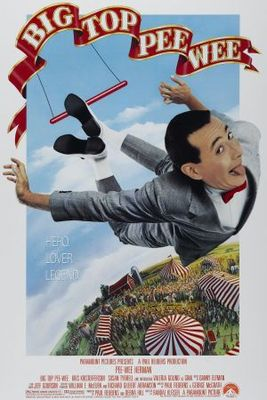 Big Top Pee-wee poster #668128
