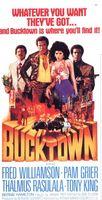 Bucktown #668233 movie poster
