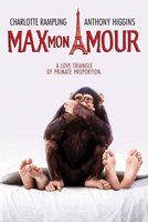 Max mon amour movie poster