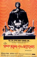 Simon, King of the Witches movie poster