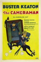 The Cameraman movie poster