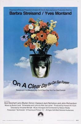 On a Clear Day You Can See Forever poster #670127