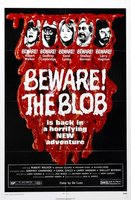 Beware! The Blob movie poster