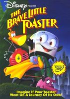 The Brave Little Toaster movie poster