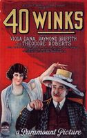 Forty Winks movie poster