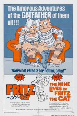 The Nine Lives of Fritz the Cat poster #671945