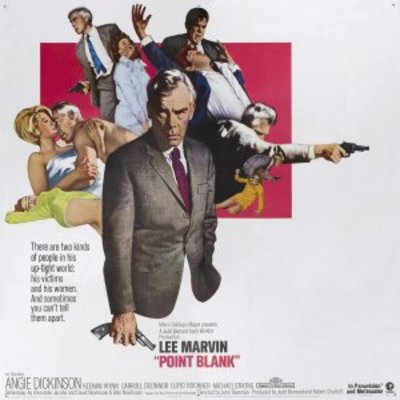 Point Blank poster #672438
