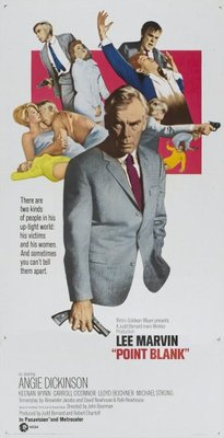 Point Blank poster #672440