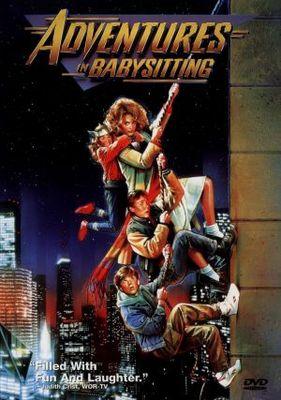 Adventures In Babysitting Movie Poster 673212