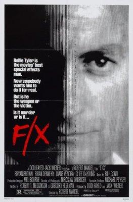 F/X poster #673225