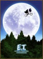 E.T.: The Extra-Terrestrial movie poster