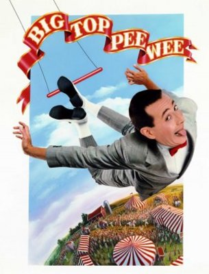 Big Top Pee-wee poster #690812