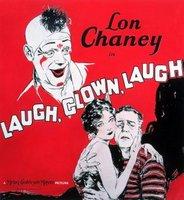 Laugh, Clown, Laugh movie poster