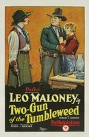 Two-Gun of the Tumbleweed movie poster