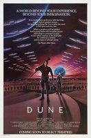 Dune movie poster