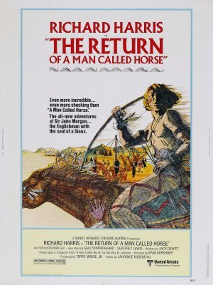 The Return of a Man Called Horse poster #691471