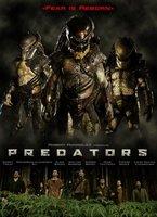 Predators movie poster