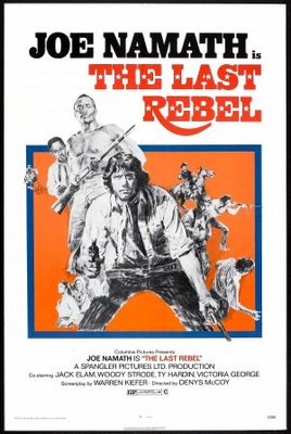 The Last Rebel poster #692213