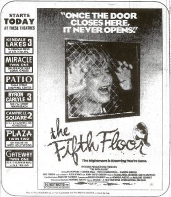 The Fifth Floor poster #692378