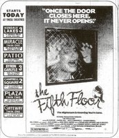 The Fifth Floor movie poster