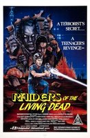 Raiders of the Living Dead movie poster