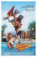Fraternity Vacation movie poster