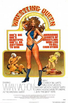 The Wrestling Queen poster #693119