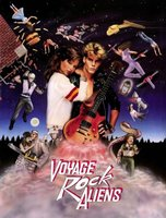 Voyage of the Rock Aliens movie poster