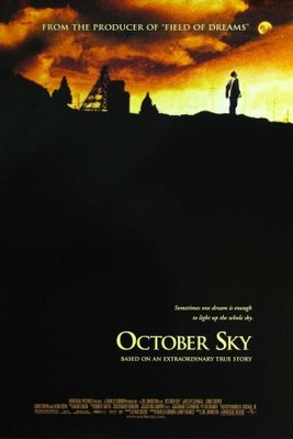 October Sky poster #694195